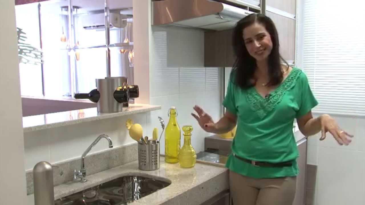 MRV Decora Veja dicas de decoração da sala 2 ambientes e cozinha um