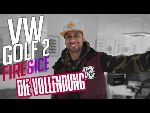 JP Performance - VW Golf 2 GTI Fire & Ice | Die Vollendung!
