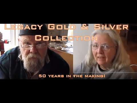 Full stack Gold and Silver -Legacy Full Stack Video Gold and Silver... 50 years in the making