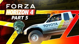 "Forza Horizon 4 PC Gameplay Walkthrough - Part 5 ""CUSTOM CORVETTE Z06"" (Let"