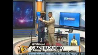 Pharry-K LIVE AT K24