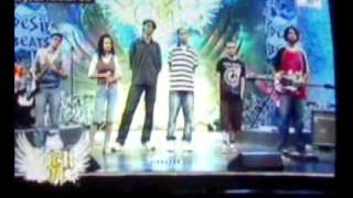 mtv rock on-rehna tu (group performance)