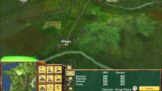 Railroad Tycoon 3 Tutorial Part 1: Getting Started with a Company