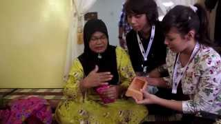 IQWAL Pembuatan Pasu Batik Di Felda Sungai Tengi Kuala Kubu Bharu
