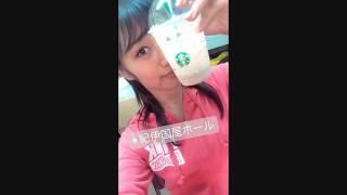201711 AKB48 藤田奈那 インスタストーリーまとめ @fujitanana_official.
