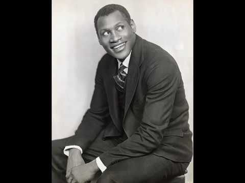 Paul Robeson - Sixteen Tons