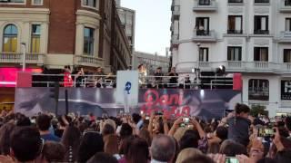 """""""Los Charcos"""" Dani Martin presentando """"La Montaña Rusa"""""""