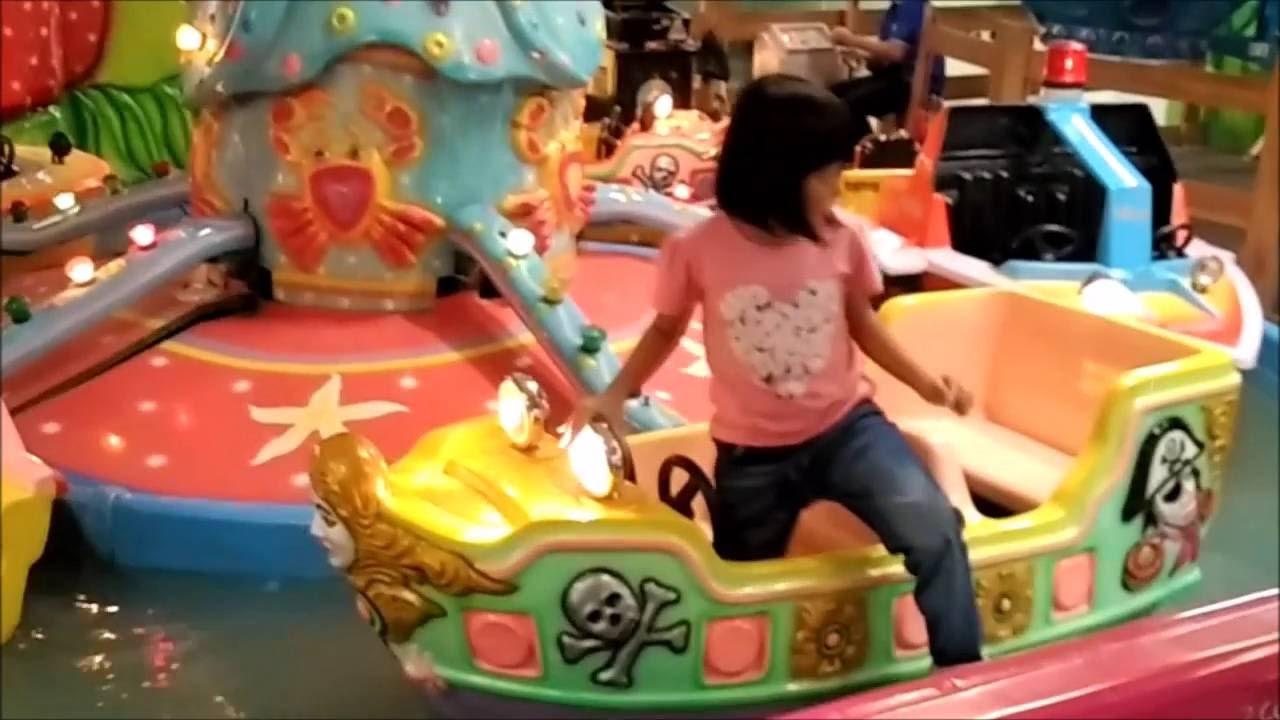 Permainan Anak Di Mall Ciputra Grogol Jakarta Barat Youtube