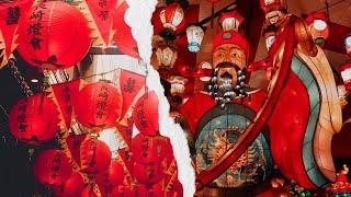 Nagasaki Lantern Festival | Cinematic • 長崎ランタンフェスティバル| 映画の