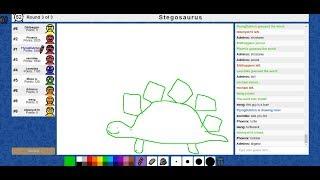Really Bad Drawings! Skribbl.io Gameplay/Funny Moments