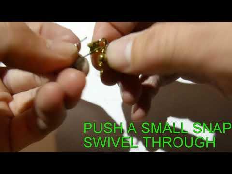 STEELHEAD FISHING GEAR TIP  Simple Pencil Lead Drift Sinker for Salmon or Steelhead