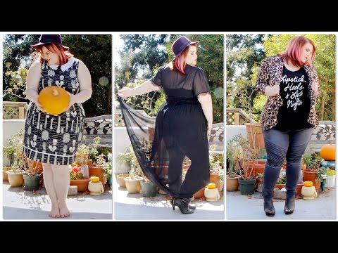 Mood: Black | Affordable Plus Size Fashion