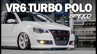Aired-Out Polo Packing A VR6 Turbo!