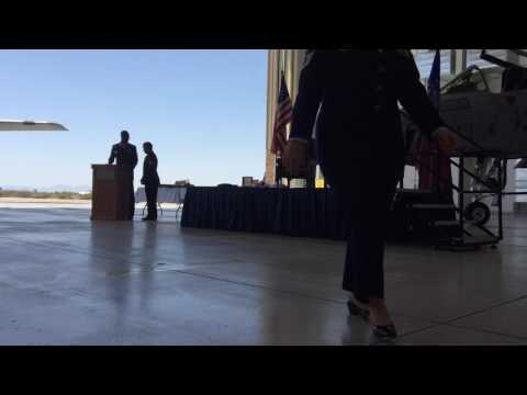Rob Madrigal's Retirement Ceremony