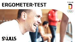 Ergometer-Test |Selektion Teil 1 | SXULLS - Row to Tokyo