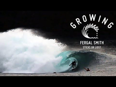 Sticks Or Lids? - Fergal Smith | Growing - Episode 17