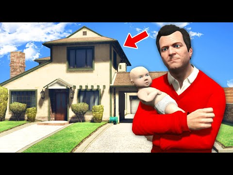 GTA 5 als PAPA spielen! (Family Mod)