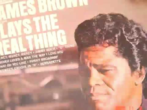 James Brown - I Never Loved A Man The Way I Love You