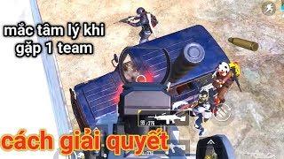 PUBG Mobile - Hướng Dẫn Solo Squad Dành Top 1 Hiệu Quả | Cứ Làm Theo Trong Video Là Được =))