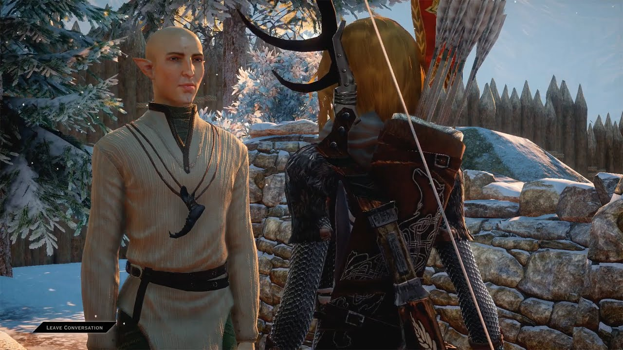 Download Dragon Age Inquisition - Episode 3 - story playthrough (Dalish female, no commentary)