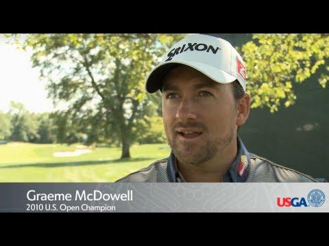 2013 U.S. Open: Graeme McDowell Discusses Merion