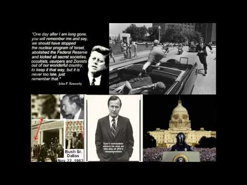 George HW  Bush & the JFK Assassination