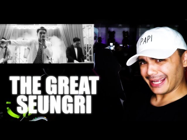 SEUNGRI - 1, 2, 3 MV Reaction [THE GREAT SEUNGRI LADIES AND GENTLEMEN]