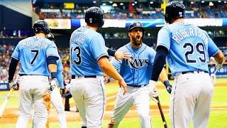 Rays highlights vs Blue Jays 4/9/17