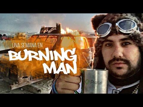 ¿Qué es Burning Man?