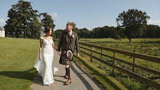 Francesca & Callum | Wedding Film | St Machar's Cathedral / Meldrum House | Aberdeen | Scotland