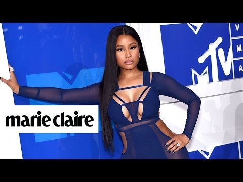 22 of Nicki Minaj's Sexiest Looks | Marie Claire