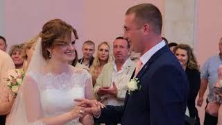 Свадебный клип Феофания с квадрокоптера