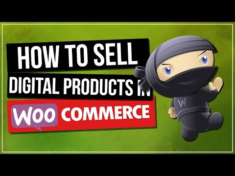 Woocommerce Digital Download Products Tutorial