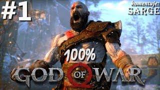 Zagrajmy w God of War 2018 (100%) odc. 1 - Kratos w roli ojca