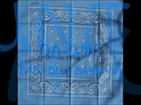 BABY BLUE BANDANA