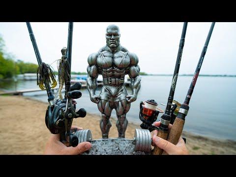 MEGA HEAVYWEIGHT FISHING TOURNAMENT! (winner Takes All)