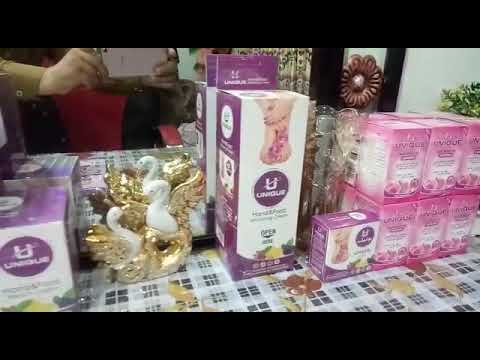 Pakistan Biggest company Umar cosmetics introduced by Unique products