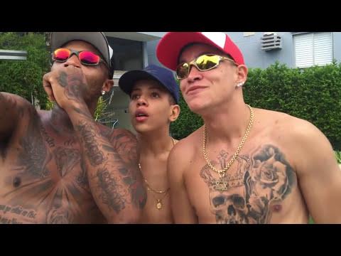 MC NEGO BLUE MC KAPELA MC DONJUAN ( MEDLEY )