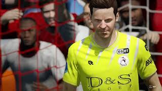 피파온라인4 감독모드 유럽스페셜 vs 로테르담 (FIFA Online 4 Supervision Mode Eu…