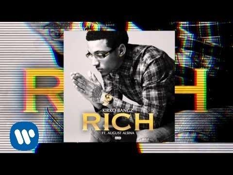 Rich kirko bangz ft. August alsina caleb joel sax cover youtube.