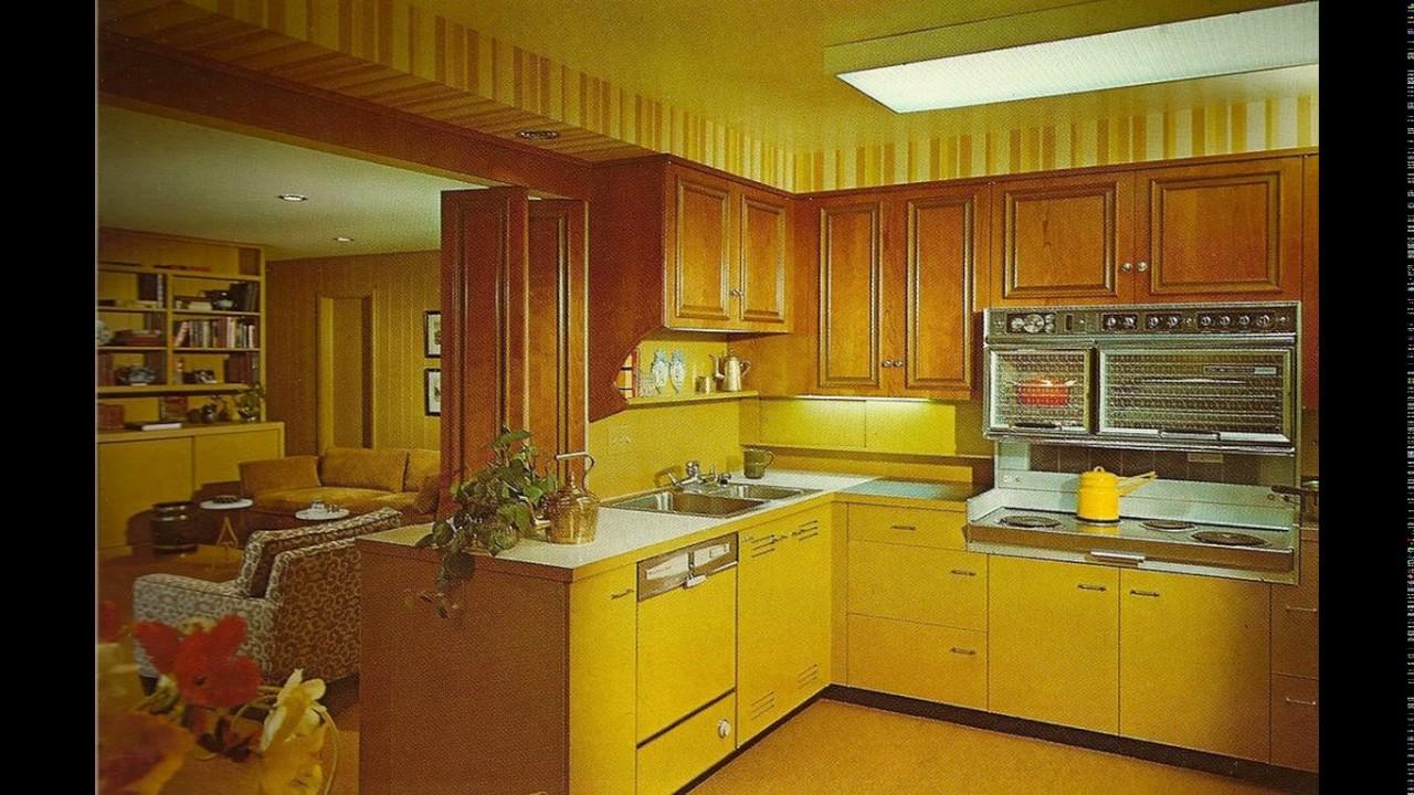 70s kitchen design - youtube