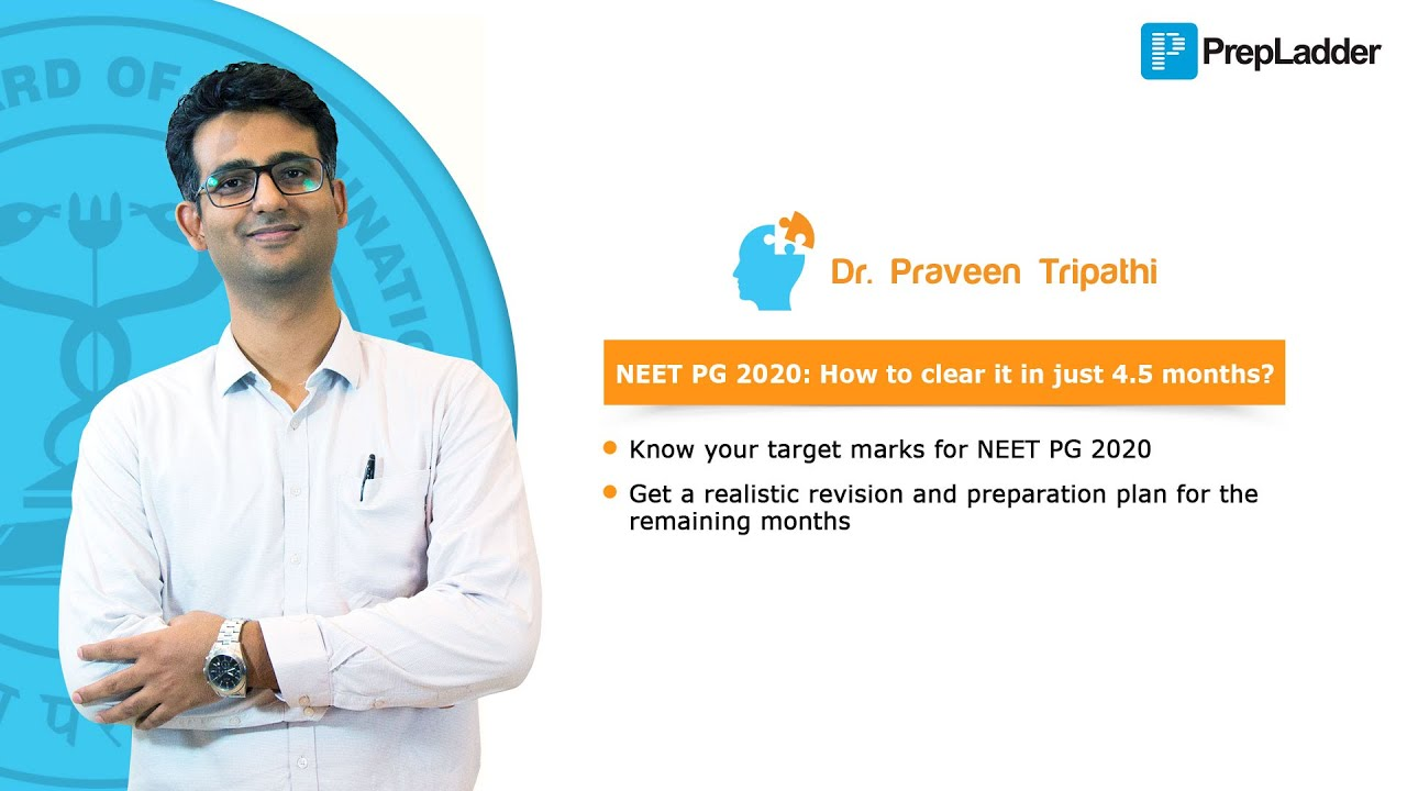 NEET 2020: How to Clear it in Just 4.5 Months
