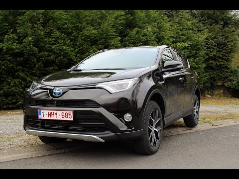 2016 Toyota RAV4 Hybrid - The Euro Car Show