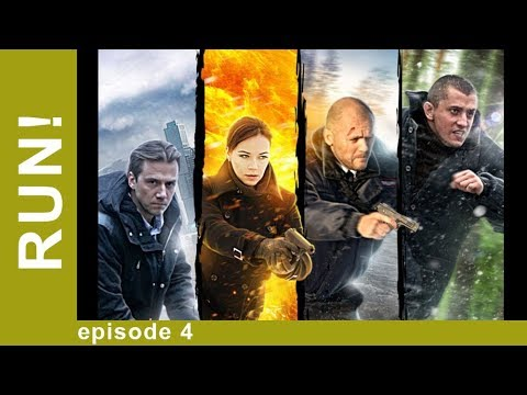 Run! Episode 4. The Best Action Movie! Russian Films. StarMediaEN