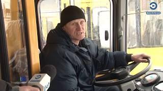 Представителям школ Пензенской области вручили ключи от новых автобусов
