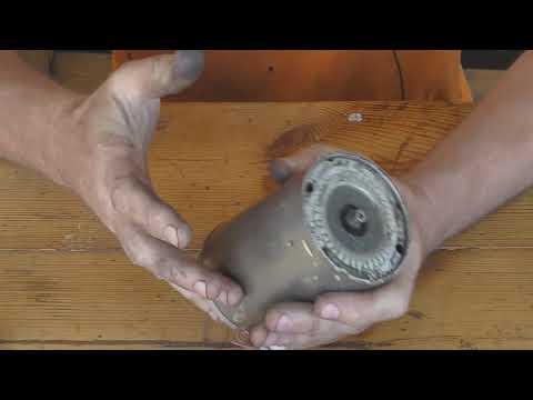 Стартер ремонт замена ВАЗ-11113 ОКА