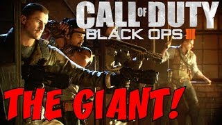 "BLACK OPS 3 ZOMBIES: The Giant! ★ ""FULL EASTER EGG RUN! #NGTPure"" Let"