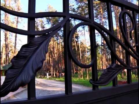 Художественная ковка в Новосибирске
