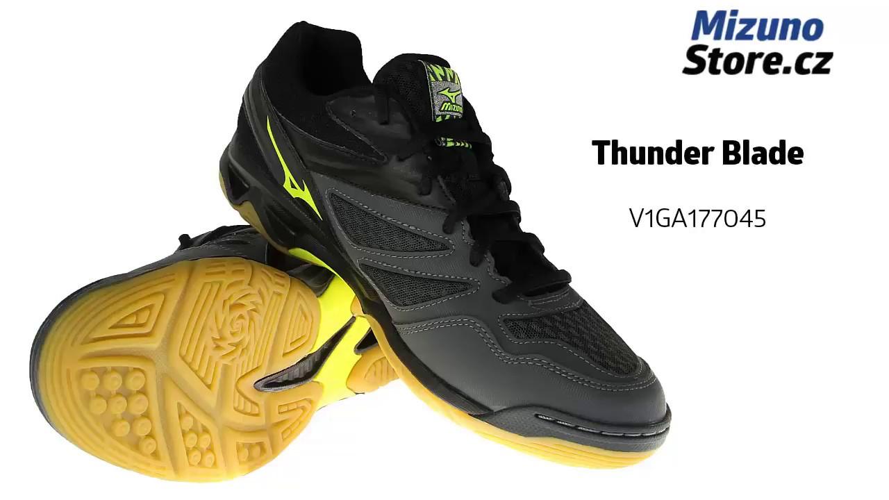 Mizuno Thunder Blade V1GA177045 - YouTube 3f54af5688