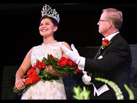 100th Rose Queen Announcement & Coronation and Presentation of the 2018 Royal Court Live Stream